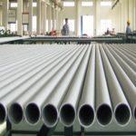 ASTM DIN JIS GB roostevabast terasest toru
