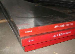1.2344 H13 SKD61 tööriistateras lame