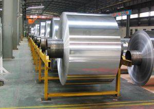 Legeeritud alumiiniummähis koos 1100,2024,3105,4A11,5083,6061,6082,6063,7A09