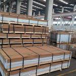 1050,3003,5052,5754,7075,8011 Legeeritud alumiiniumplaat / leht